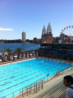 North Sydney Olympic Pool, Swimming Pools, Milsons Point, NSW, 2061 - TrueLocal