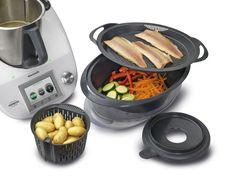 Kook -en gaartijden voor de Thermomix Varoma