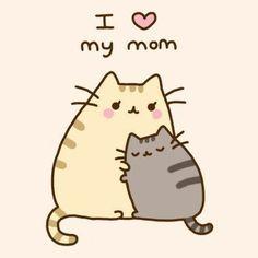 Pusheen.Tumblr pusheen's mommy