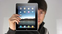 iPad :) This is a wiki about iPads in schools. Lots of resources, examples, and teacher experiences posted here.