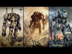 "Pacific Rim - ""Jaegers: Mech Warriors"" Featurette - YouTube"