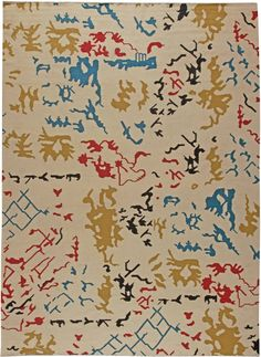 A beautiful rug from Doris Leslie Blau $13,000