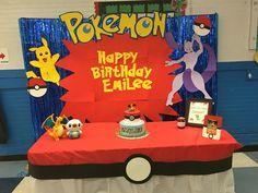 Diy Pokemon Birthday Party