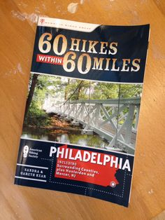 SBS OFFER! The Spiral Bookcase - Philadelphia Hiking Guide, $8 // Local artist bookmark with purchase. Valid 11/30/13 only. Present pin at register to receive deal.