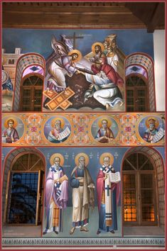 Michael ALEVYZAKIS was born in Rethymno, Crete, in has been involved in painting since with F. Christian Illustration, Byzantine Art, Medieval Art, Christian Artwork, Painting, Art, Catholic Art, Art Icon, Sacred Art