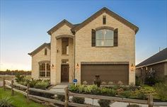 Emory New Home Plan in Imperial Oaks: Brookstone Collection by Lennar
