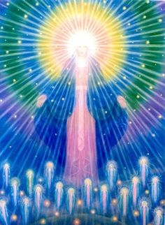 """*""""I am your Mother, the Sacred Divine Feminine of Creation, the One Flame of """"Shekinah"""" Who was first: Hindu Madonna or Catholic Madonna. Divine Mother, Mother Goddess, Mother Mary, Queen Of Heaven, Ascended Masters, Divine Light, Sacred Feminine, Holy Mary, Blessed Virgin Mary"""