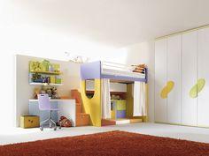 Camerette per bambini e ragazzi Verona – Stefania Arreda