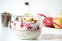 Overnight Oats – Oder: perfektes Frühstück für Faule und stillende Mütter