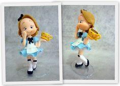 Alice in Wonderland by Biscuit da Pati, via Flickr