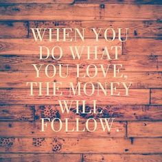 This is one of the greatest lessons I've learned. Your passion and service always creates avenues of abundance.  #lawofattraction #wealth #mind #abundance #consciousness #positive #thoughts #knowledge #speaklife #powerful #spiritual #love #karma #prosperity #energy #universe #universe #staypositive #believe #higherlearning #goodtimes #positivethoughts #loa #manifest #lifeisgood #Affirmations #quantumphysics #YouAreCreators