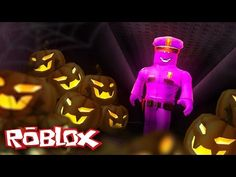 roblox halloween escape the haunted house obby eaten by an evil pumpkin
