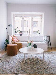 Vilma P. - Vilma Peltonen Interior Design Trends, Sofa, Living Room, Rugs, Architecture, House, Inspiration, Feels, Dreams