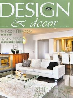 Design Decor Interior Design Magazine Home Decorating Magazine Shelter Magazine Architecture Magazine