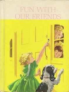 Same school book reader I had.