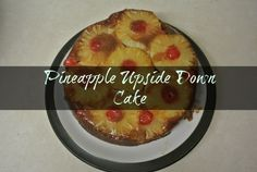 Pineapple upside down cake may be retro but it's delicious.  Find out how to make it here....