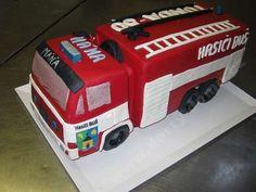 Dort auto hasiči