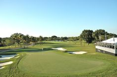 Doral Green #golf #cadillacofshots #cadillacchamp