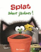 Splat the Cat: Oopsie-Daisy by Rob Scotton --So excited! Splat is one of my favorite fictional cats! Splat Le Chat, New Books, Books To Read, Album Jeunesse, Ms Gs, Free Reading, Book Series, Bestselling Author, Childrens Books