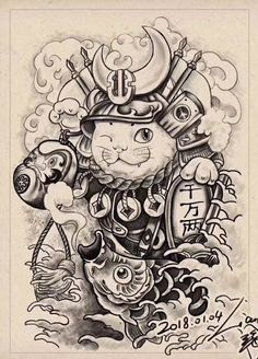 japanese tattoos for strength - Tattoo DIY Japanese Tattoos For Men, Japanese Tattoo Art, Japanese Tattoo Designs, Japanese Sleeve Tattoos, Japanese Art, Traditional Japanese, Japanese Tattoo Samurai, Japanese Prints, Tattoo Daruma