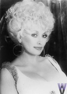 black and white pictures of dolly pardon   Dolly Parton Vintage Print