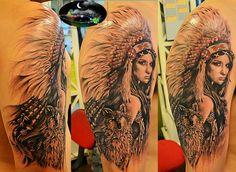 Resultado de imagem para native american tattoo