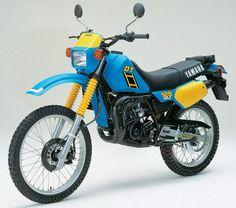 Yamaha DT125 Dt Yamaha, Yamaha Motorcycles, Vintage Motorcycles, Vintage Moped, Vintage Motocross, Motorcycle Dirt Bike, Offroader, Cafe Racing, Japanese Motorcycle
