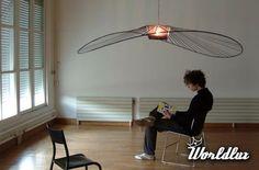 flying lamp