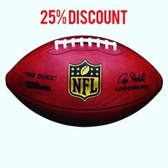 "25% Discount Wilson ""The Duke"" Official NFL Game Football!  _ Link in Bio  _ _ Free Shipping to many countries Refund Policy Different Payment Methods Validated Sellers by Third Party Reviewed Products _  _ DealDoz Market is an Affiliate Shopping Store for Top Rated / Highly Reviewed Products from the best eCommerce Websites all over the world.  www.DealDoz.com  _  Follow us to Receive Exclusive & Limited Offers and Promotions   _  #running #fitness #fit #fitnessmodel #fitnessaddict #fitspo…"