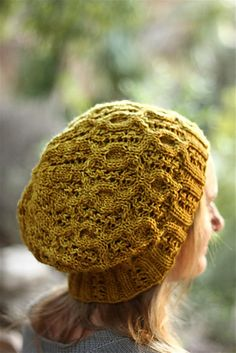 Ravelry: Magda Slouchy pattern by Julia Trice