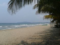 Punta Izopo desde El Triunfo de la Cruz.
