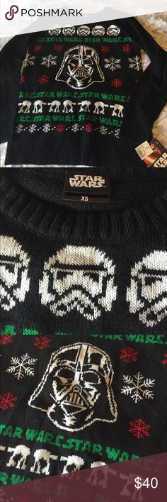 Star Wars Christmas sweater Star Wars Sweaters