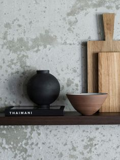 Kitchen, Hamar - HAMRAN Floating Shelves, Decorative Bowls, Kitchens, Objects, Tableware, Interior, Home Decor, Dinnerware, Decoration Home