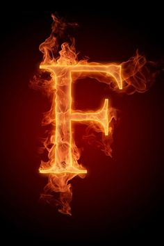 21861b04ffc1e 35 Best Alphabet on fire images | Fire, Alphabet letters, Alphabet ...