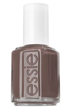 Mink Muffs essie® Nail Polish – Browns available at #Nordstrom