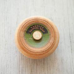 Vintage Yardley Shaving Soap 1930s Vintage by RoostersNestVintage