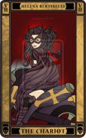 Batman Tarot Cards by ne0nic0 on deviantART