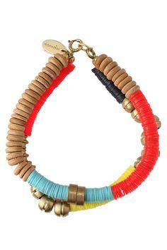 MEGAN PARK  Double beads bracelet  ¥6,300