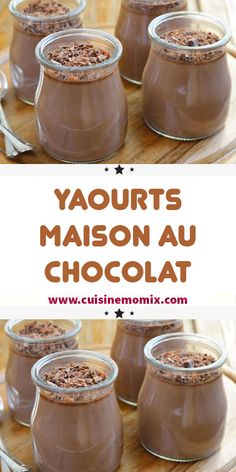 Sweet Desserts, Delicious Desserts, Naan, Healthy Dinner Recipes, Cooking Recipes, Mousse Dessert, Clean Eating Chicken, Vegan Milk, Thermomix Desserts
