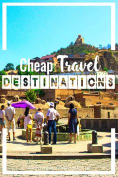 Best Cheap Travel Destinations In January – The entire world is full of reasonably priced destinations, also it doesn't need much hard work to find these people. Cheap Holiday, Cheap Tickets, Flight And Hotel, Vacation Trips, Vacations, European Vacation, Top Travel Destinations, Airline Tickets, Cheap Flights