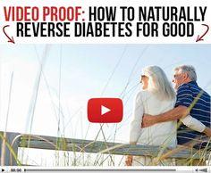 This New, 100% Natural Method Reverses Type 2 Diabetes