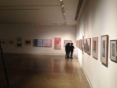 More from the Large Space w/ Joy Laville here @ THE MAC Opening March 21 and on view through May 9 here