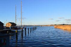 Hafen Gager, Rügen / www.zum-alten-pfau.de  #ruegen #wirsindinsel #urlaub #hafen #boot #schiff