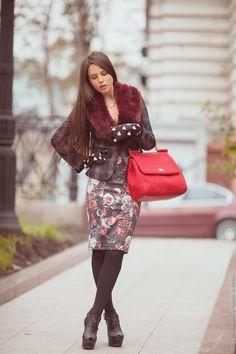 red dolce & gabbana bag