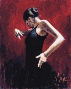 Manera de exprecion Danza Fabian Perez
