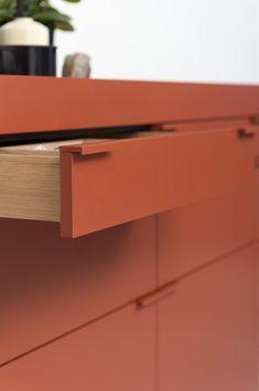 L-serie design cupboard - Pastoe