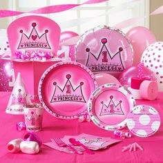 princess birthday party ideas for girls | 1st Birthday Party Ideas by a Professional Party Planner