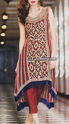 Buy Pakistani Designer Party Dresses Online – We provide the high quality Designer Party Wear Suits Online in USA, UK and Canada. Bridal Dresses Online, Party Dresses Online, Party Dresses For Women, Nice Dresses, Casual Dresses, Fashion Dresses, Awesome Dresses, Latest Pakistani Dresses, Pakistani Party Wear Dresses