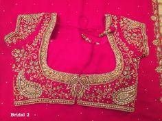 shop now at andaazcollectionscanada Sari Blouse Designs, Saree Blouse Patterns, Designer Blouse Patterns, Blouse Styles, Pink Saree Blouse, Designer Blouses Online, Indian Wedding Fashion, Blouse Models, Work Blouse