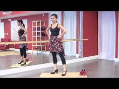 Flamenco Technique lesson helps you to strengthen you footwork for the best technique possible. StepFlix classes teach you step by step what you need to l.